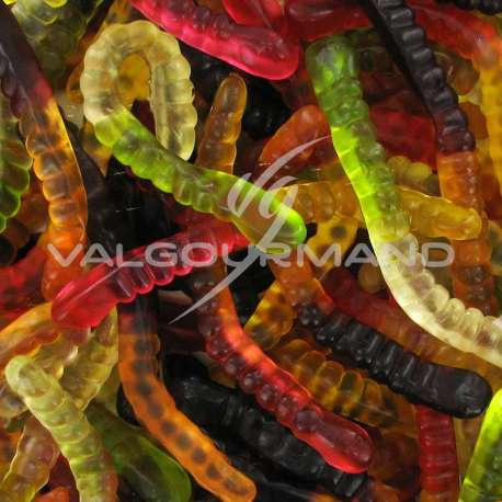 Worms HARIBO - 1kg