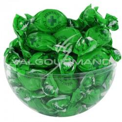 Bonbons menthol eucalyptus - 2kg (soit 6.50€ le kg !) en stock