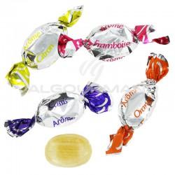 Bonbons fourrés aux fruits - 2kg (soit 7.49€ le kg !) en stock