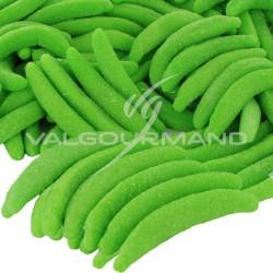 Bananes vertes sucrées - 1kg en stock
