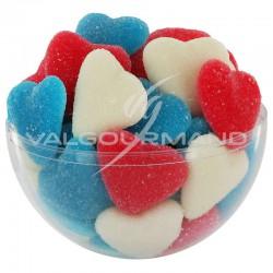 Coeurs mix sucrés - 1kg