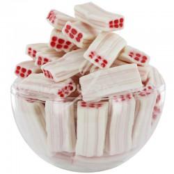 Briques fourrées à la fraise - 1kg