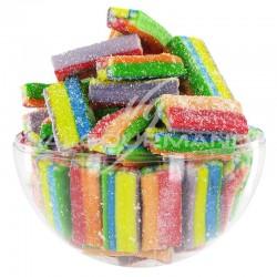 Brique mix multicolore acide - 1kg en stock