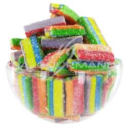 Briques mix multicolores acides - 1kg en stock