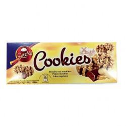 Cookies chocolat et cacahuètes 150g - 16 paquets (soit 1.59€ pièce !)