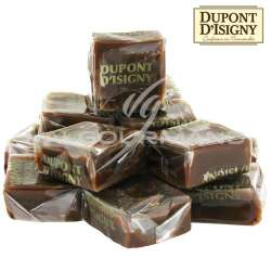 Caramels pâtissiers chocolat Dupont d'Isigny - les 420 (0.069€ pièce !)