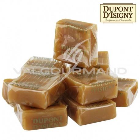 Caramels pâtissiers noisettes Dupont d'Isigny - les 420