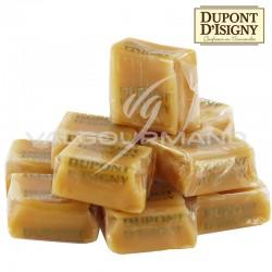 Caramels pâtissier vanille Dupont d'Isigny - les 420 (0.079€ pièce !)