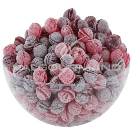 Perles à la framboise et myrtille - 2kg (soit 8.90€ le kg !)