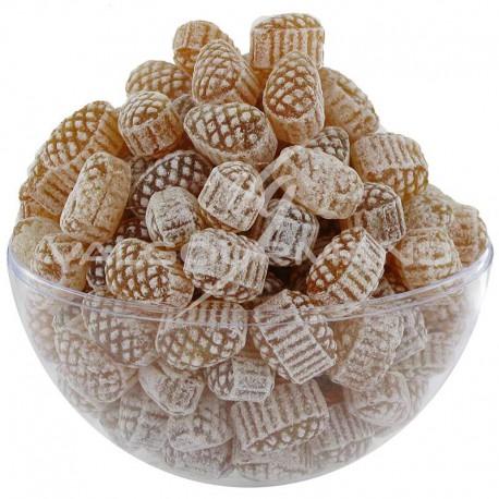 Bonbons au miel saveur sève de pin - 2kg (soit 7.90€ le kg !)