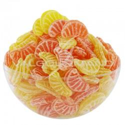 Quartier orange et citron - 2kg (soit 6.90€ le kg !) Origine France