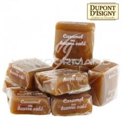 Caramels pâtissier beurre salé Dupont d'Isigny - les 420 (soit 0.074€ pièce !) en stock