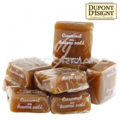Caramels pâtissier beurre salé Dupont d'Isigny - les 420 (soit 0.074€ pièce !)