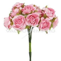 Bouquet de 12 roses ROSE - le bouquet en stock