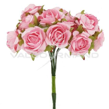 Bouquet de 12 roses ROSE - le bouquet