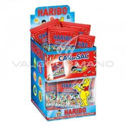 Carensac HARIBO 40g - 30 sachets (0.45€ le sachet !)