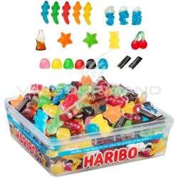 Just for me HARIBO - tubo de 700g