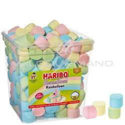 Chamallows Rainbollows HARIBO - tubo de 210