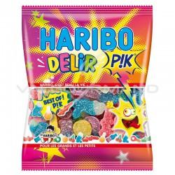 Delir pik HARIBO 120g - 30 sachets (0.99€ le sachet !)