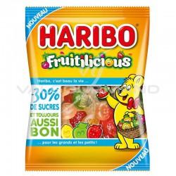 ~Fruitilicious HARIBO 100g - 30 sachets (0.99€ le sachet !)