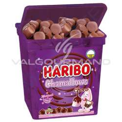 ~Chamallows Choco HARIBO - tubo de 130 pièces en stock