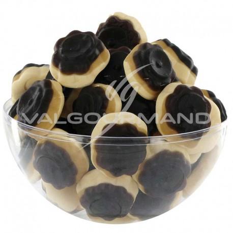 Flans caramel Flanbolo (Flambotti) HARIBO - 1,5kg (moins de 5.95€ le kg !)