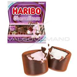 Chamallows Choco HARIBO 75g - 24 sachets
