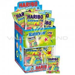 Rainbow pik HARIBO 40g - 30 sachets (0.45€ le sachet !)