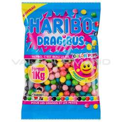 Dragibus color pops HARIBO - 1kg SUPER PRIX en stock