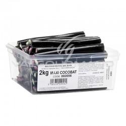 Cocobat maxi HARIBO - tubo de 2kg (- de 9.90€ le kg !) en stock