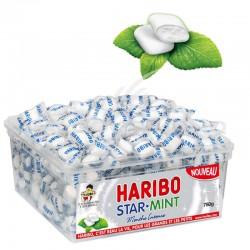 Starmint menthe intense HARIBO - tubo de 750g