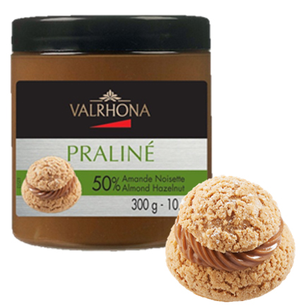 Praliné fruité - pot de 300g